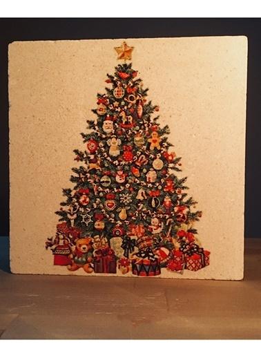 LWP Shop Yılbaşı Ağacı Traverten Nihale Renkli